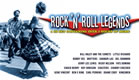 Top Rock and Roll musuc performed by Rock n Roll Legends - 4CD set